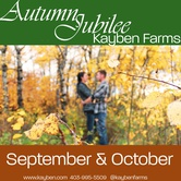 Autumn Jubilee at Kayben Farms
