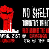 Rage Against The Machine Tribute: No Shelter LIVE @ Cameron House