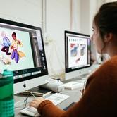 Digital Painting Studio for Teens