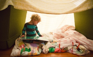 Weekend Activity: Build Your Own Epic Blanket Fort