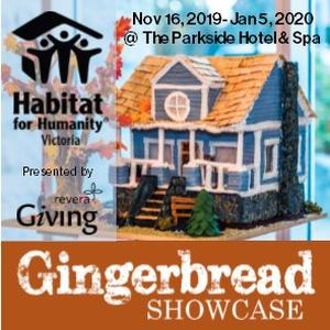 Gingerbread Showcase