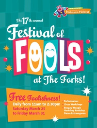 Festival of Fools 2018