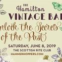 The Hamilton Vintage Ball 2019