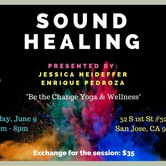 Group Sound Healing Meditation with Enrique Pedroza and Agada