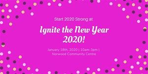 Ignite the New Year 2020!