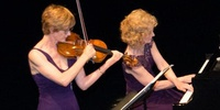Joan Blackman, violin, Jane Hayes, piano – From Mozart to Gershwin