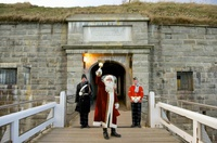 Victorian Christmas at the Halifax Citadel