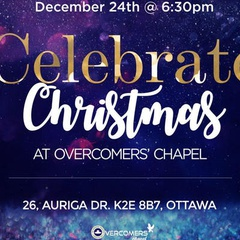 Celebrate Christmas @ Overcomers' Chapel