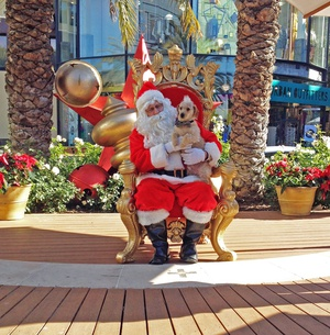 Santa Paws Benefiting Humane Society Silicon Valley