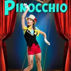 Karen Flamenco on Granville Island: Pinocchio Show