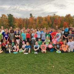 Fall Ultimate Frisbee Leagues