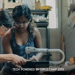 Summer Camp: Tech Powered by Girls