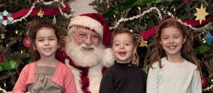 Storytime with Santa at Black Creek Pioneer Village