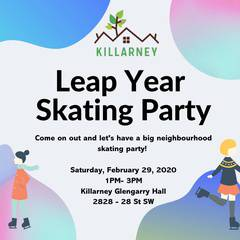 Leap Year Skating Party