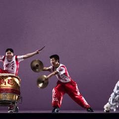Leung's White Crane Lion Dance