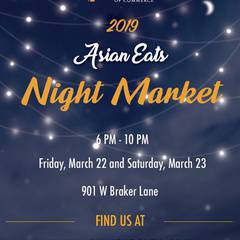 Asian Eats Night Market