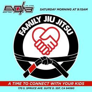 Free Family Jiu Jitsu Day