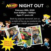 Nerf Night Out - February 28th