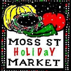 Moss Street Holiday Market