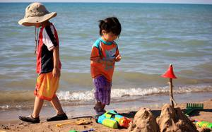 The Best Beaches For Kids Near Vancouver, BC
