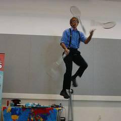 Juggling Tornado