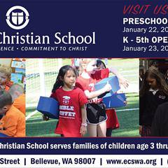 Eastside Christian School Open House for Elementary Grades