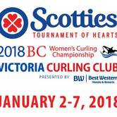 The 2018 Scotties BC Women's Curling Championship Presented by Best Western