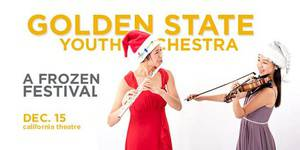 Holiday Pops Concert - A Frozen Festival