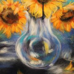 Introduction to Wool Painting with Galina Moskovkina