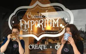 Create-It Emporium: Cloverdale's Gem For The Artist Of All Ages And Stages