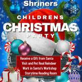 Shriner's Children Christmas Party in Wilsonville