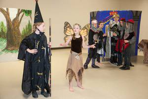 Spring Break Drama Camp in Calgary for ages 7-14