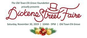 Elk Grove Dicken's Street Faire