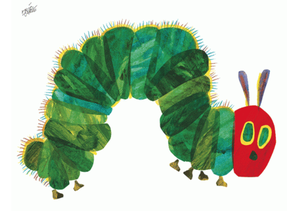 "Eric Carle's Picture Books: Celebrating 50 Years of ""The Very Hungry Caterpillar"" - An Exhibit at the First Art Museum"