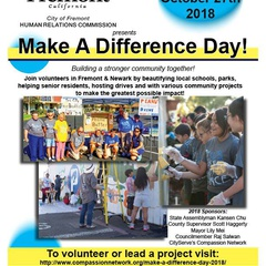 Make a Difference Day Tri-Cities 2018!