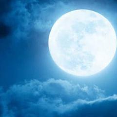 Full Moon Meditation by the Bay