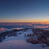 24 Hours of Winter at Grouse Grind