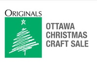 Originals Ottawa Christmas Craft Sale
