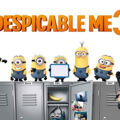 Movies on the Square - Despicable Me 3 (PG)