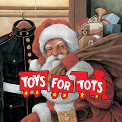 Toys for Tots 40th Holiday Party and Fund Raiser