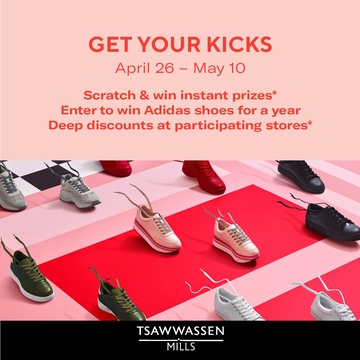 Tsawwassen Mills's promotion image