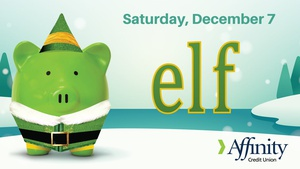 Free showing of Elf - Presented by Affinity Credit Union