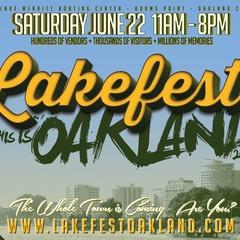 Lakefest Oakland 2019