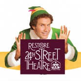 Elf Movie Matinee and Sing Along with Mr. Cooper