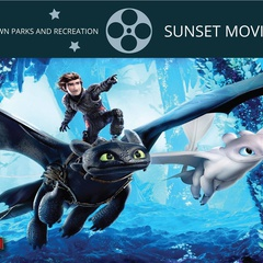 Sunset Movie Series-How to Train Your Dragon: The Hidden World
