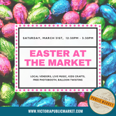 Easter at the Market!