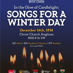 In the Glow of Candlelight: Songs for a Winter Day