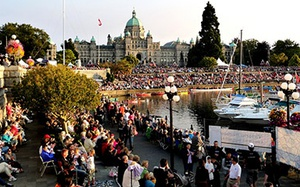 Summer Events in Victoria BC