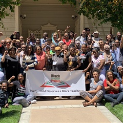 Black Teacher Leadership and Sustainability Institute: Oakland 2020