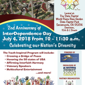 2nd Anniversary of InterDependence Day